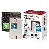 Honeywell 50255B True HEPA Allergenentferner Luftreiniger Traditionell HPA 100 weiß