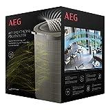 AEG AFDBTH6 Filter BREATHE360 (Passend für AX91-604DG & AX91-604GY Luftreiniger, reduziert 99% der Pollen und 99,9% der Bakterien, reine Luft, optimale Filtration, lange Lebensdauer, grau)