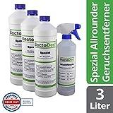 BactoDes Spezial 3l   Allround Geruchsentferner   Urin-Geruchsneutralisierer