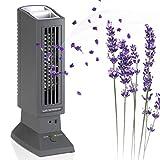 Tevigo 90690 Luftreiniger Ionisierer für Allergiker und Raucher