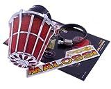 Luftfilter MALOSSI E5 30 Grad PHBH 20-25 Anschluss 38mm für PEGASUS Corona 50 2T AC