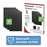 Honeywell HRF-A100 Pre Kit Luftreiniger Filter HPA 100, schwarz
